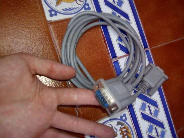 Imagen cable ordenador