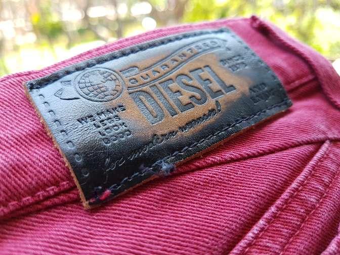 Imagen producto Pantalones Diesel  3