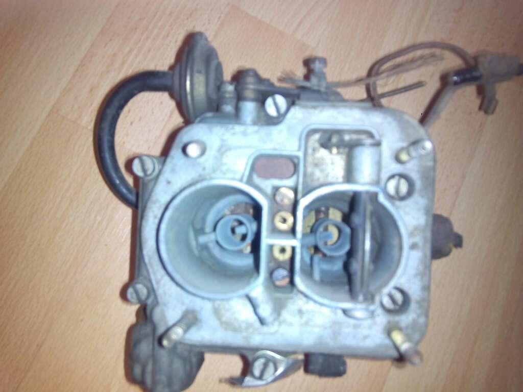 Imagen Carburador Weber 34 Dmtr