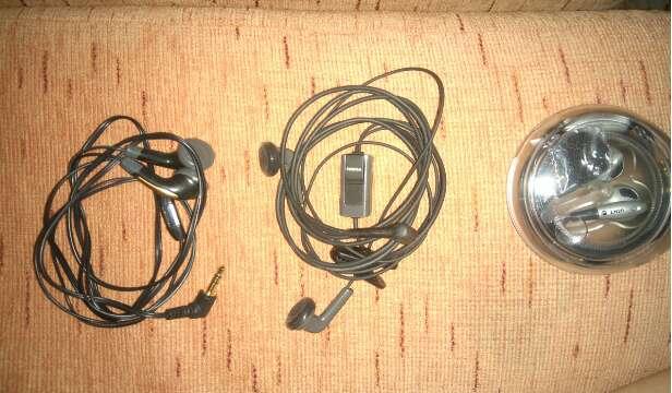 Imagen tres auriculares