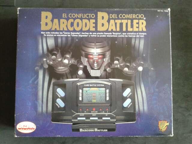 Imagen Barcode Battler