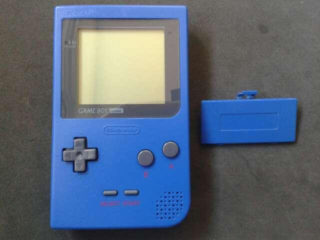 Imagen Game Boy Pocket Azul
