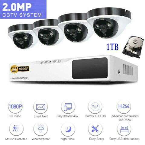 Imagen Sistema Videocámaras vigilancia segutidad