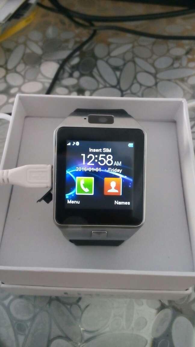 Imagen Reloj Android con ranura SIM SD Micro y cámara ....