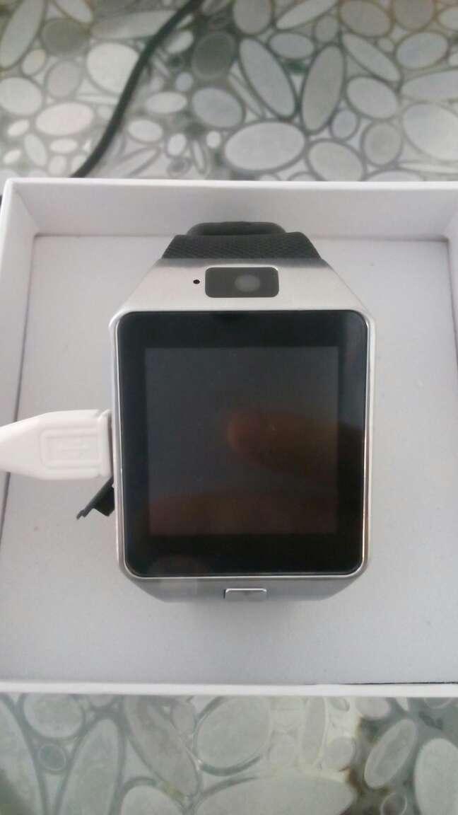 Imagen producto Reloj Android con ranura SIM SD Micro y cámara .... 4