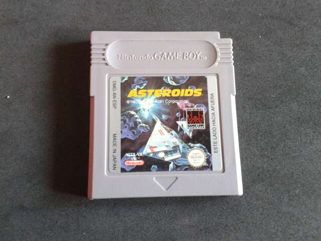 Imagen producto Asteroids Game Boy 1