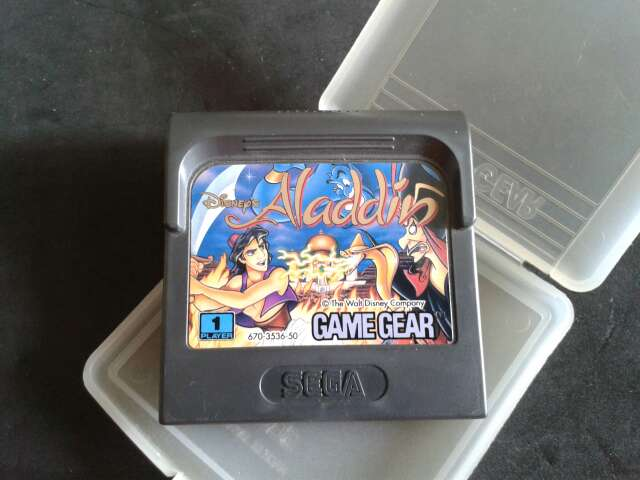 Imagen Aladdin Game Gear