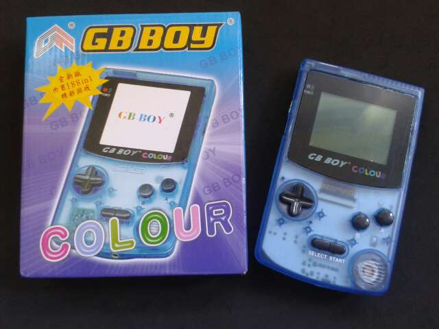 Imagen producto GB BOY Colour 4