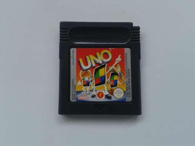 Imagen Uno (Juego Game Boy)