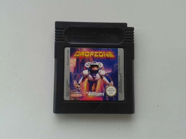 Imagen Dropzone Game Boy