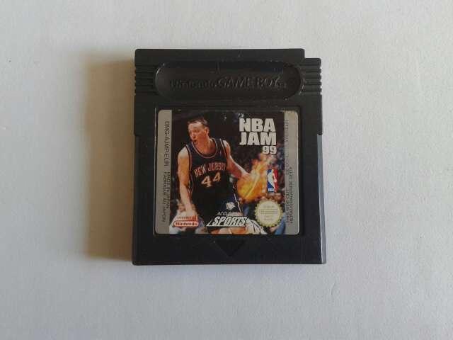Imagen NBA Jam Game Boy