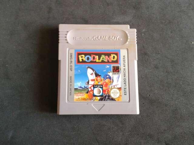 Imagen Rodland Game Boy