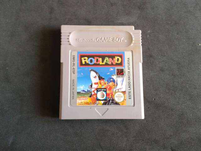 Imagen producto Rodland Game Boy 1