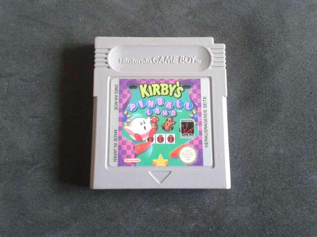 Imagen Kirby's Pinball