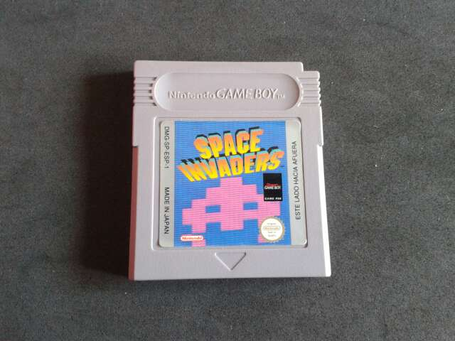Imagen Space Invaders