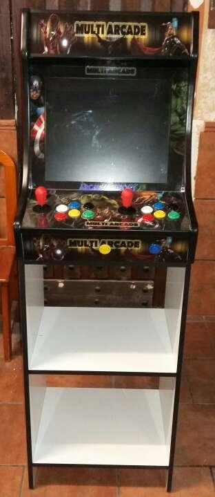 Imagen producto Máquina Recreativa Arcade Bartop y Pie 3