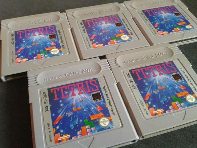 Imagen Tetris Game Boy