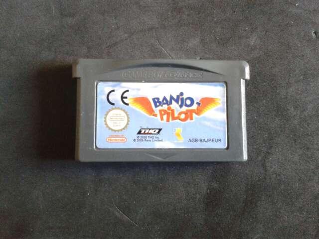 Imagen Banjo-Pilot