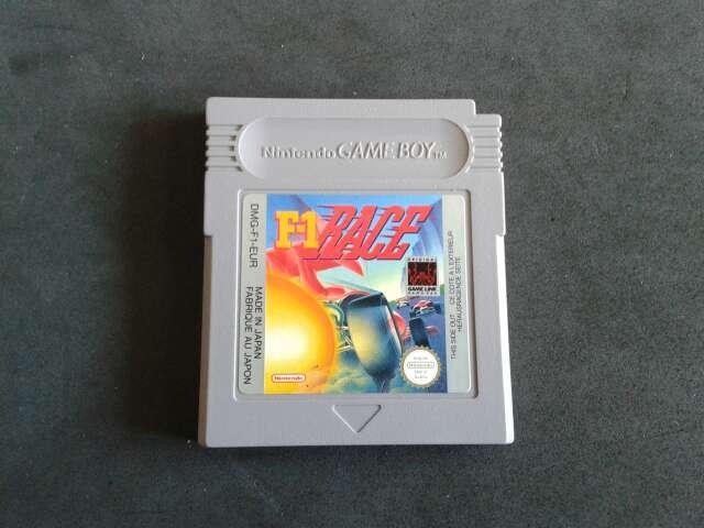 Imagen F-1 Race Game Boy