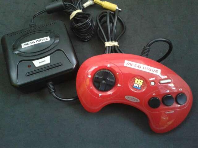 Imagen Mega Drive Radica