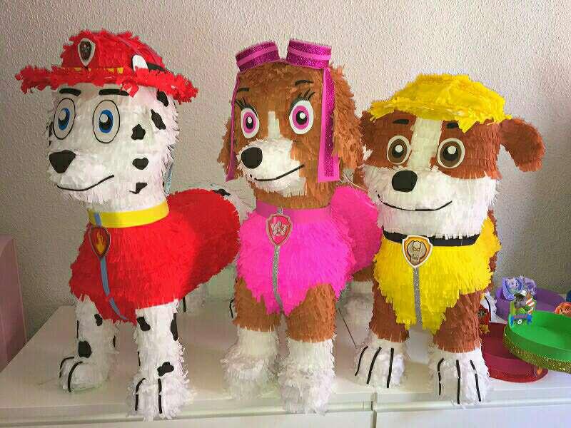 Imagen producto Piñatas decoracion fiesta infantil 3