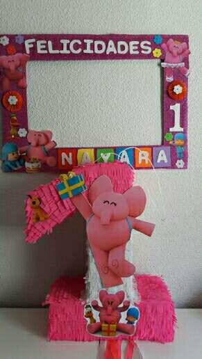 Imagen producto Piñatas decoracion fiesta infantil 4