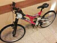 Imagen bicicleta niño a