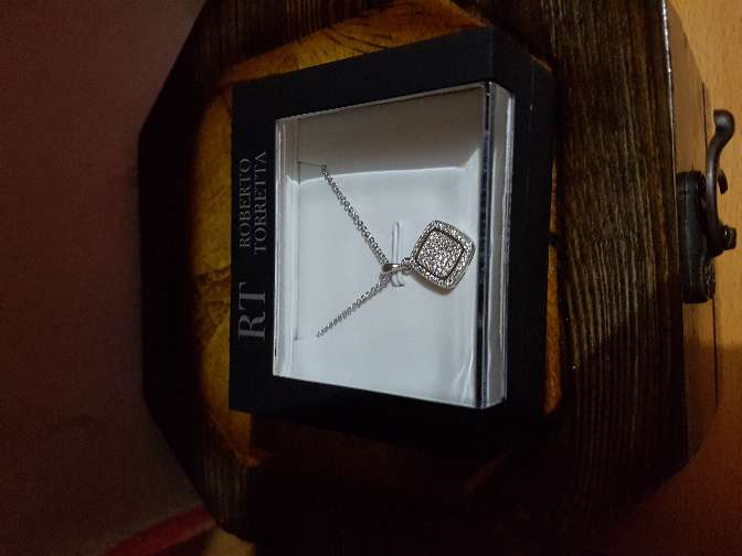 Imagen Precioso collar swarovski