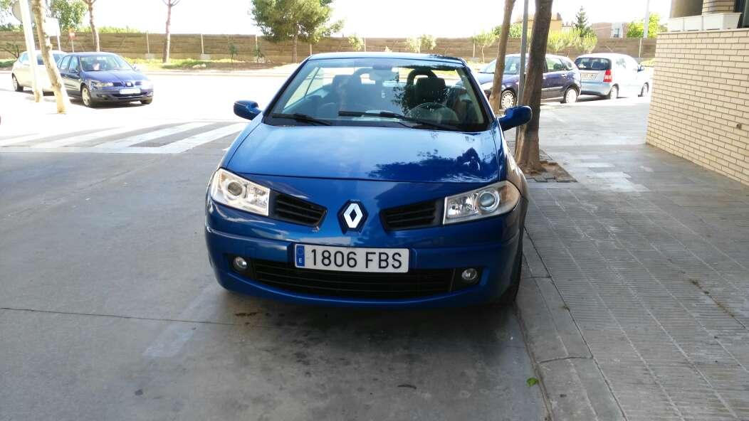Imagen producto Renault megane cabrio 2