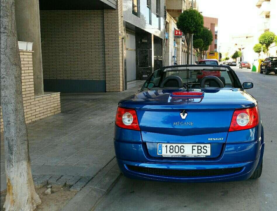 Imagen producto Renault megane cabrio 3