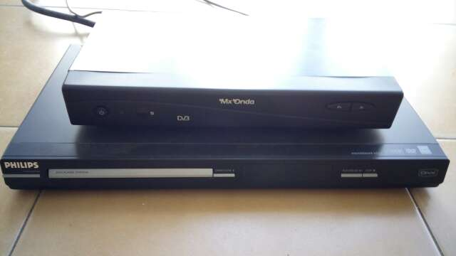 Imagen producto TDT + Dvd Philips 3