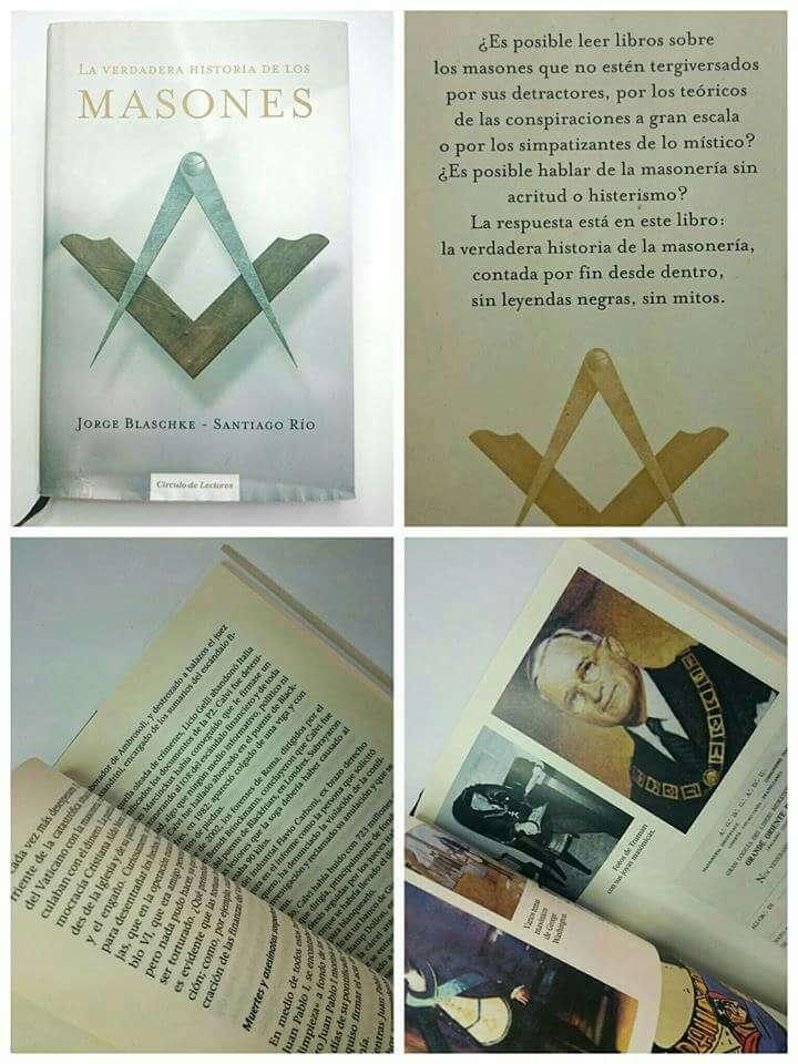 Imagen La Verdadera Historia de Los Masones