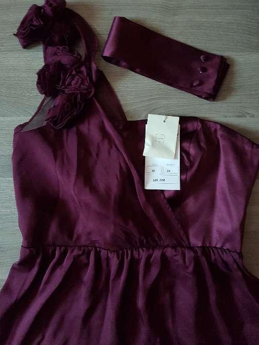 Imagen producto Vestido largo con etiqueta nuevo a estrenar 1