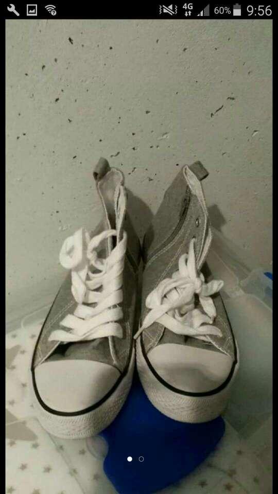Imagen vendo zapatillas