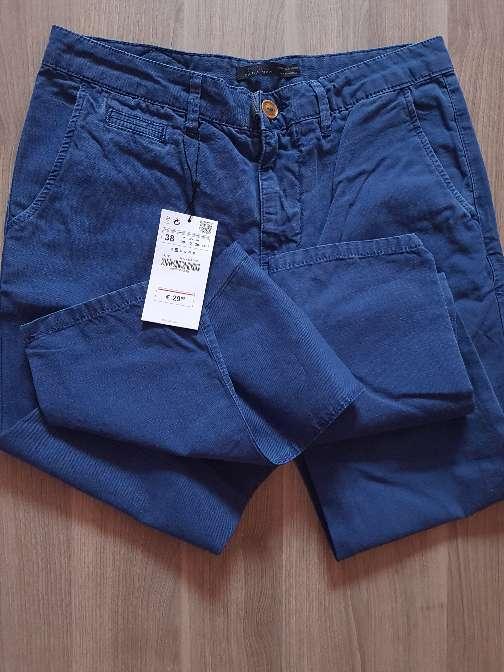 Imagen producto Pantalon de chico ZARA a estrenar 2