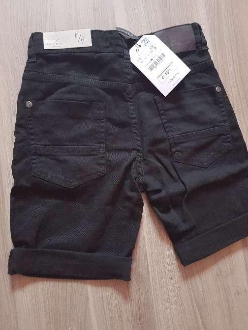 Imagen producto Pantalon de niño Zara nuevo a estrenar 2