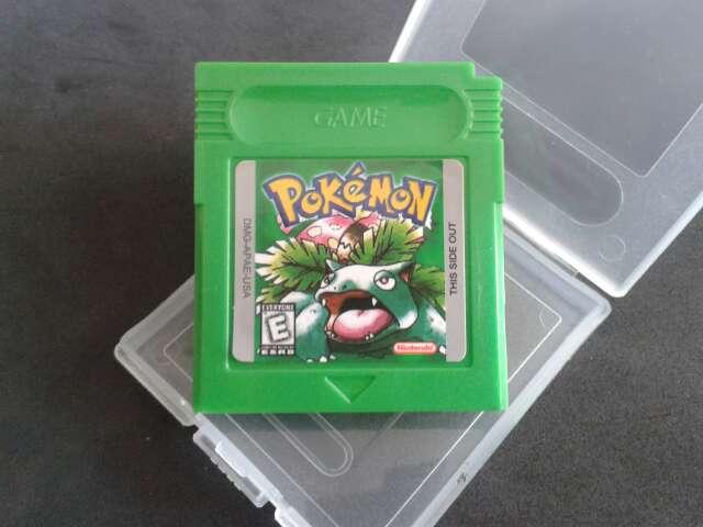 Imagen Pokémon Verde