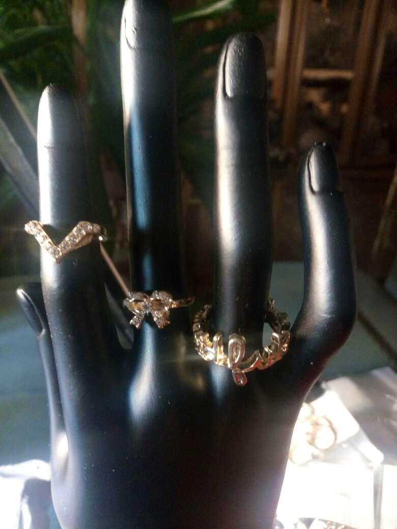 Imagen anillos de mujer