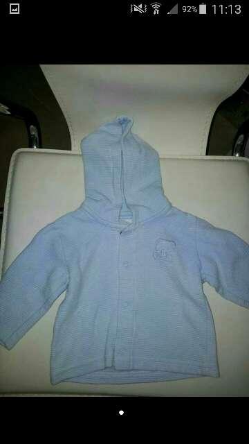 Imagen vendo chaqueta azul