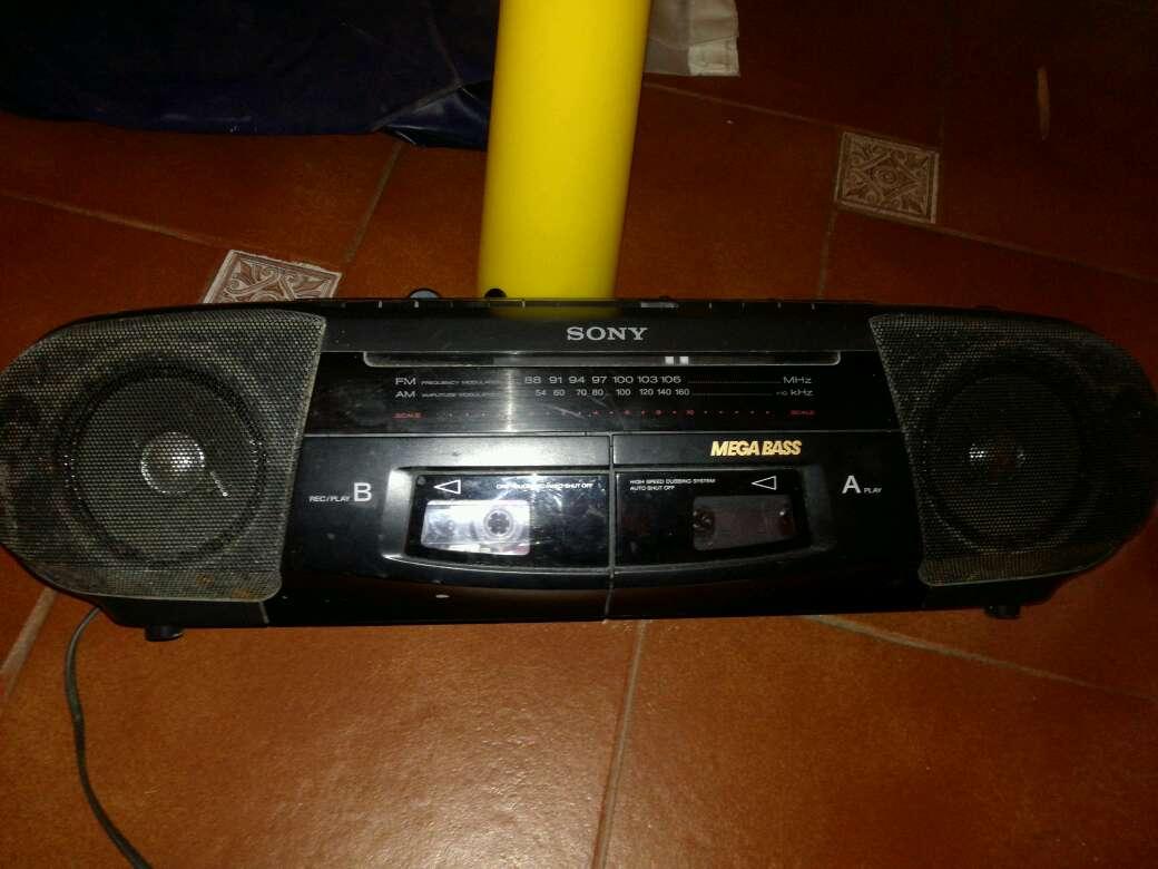 Imagen radio sony