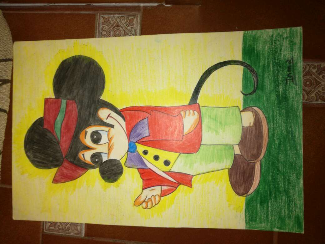 Imagen dibujos infantiles