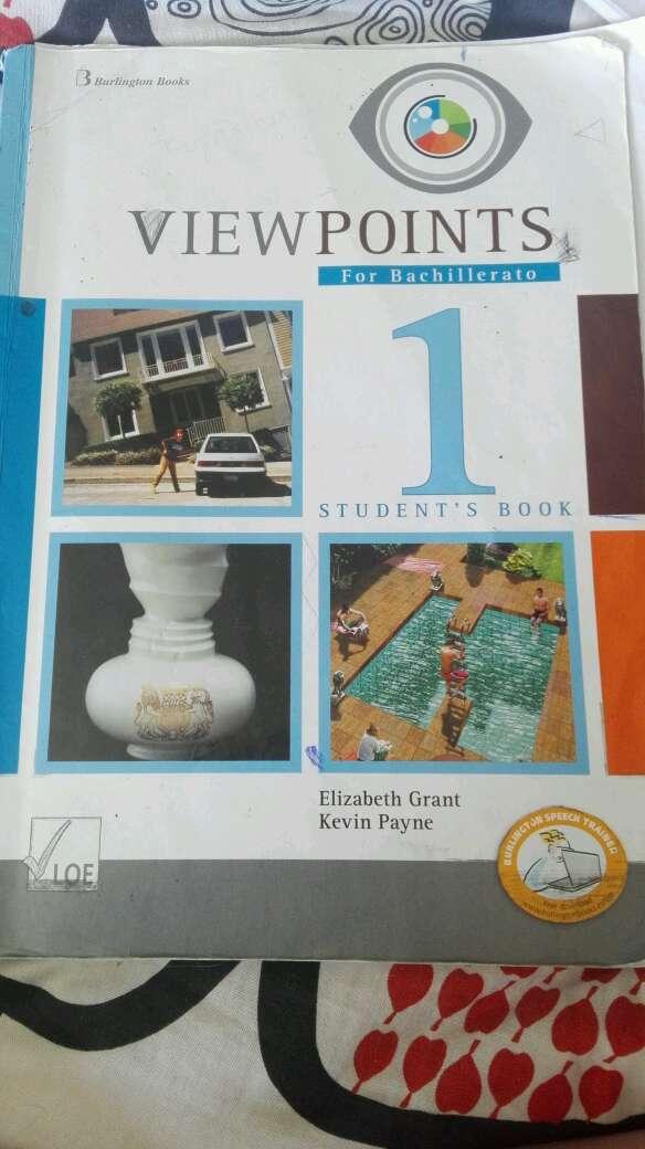 Imagen libros de inglés