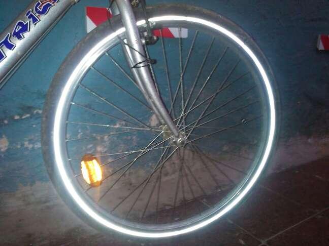 Imagen bici semi nueva