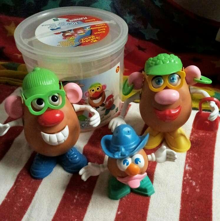 Imagen Familia Potato 'Playskool' niños 2+ (ORIGINAL)