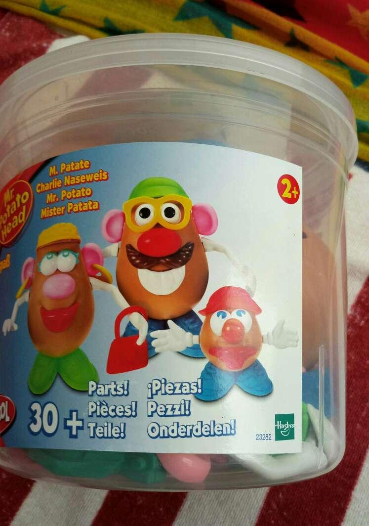 Imagen producto Familia Potato 'Playskool' niños 2+ (ORIGINAL)  3