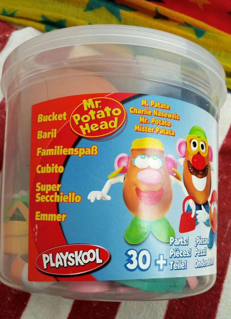 Imagen producto Familia Potato 'Playskool' niños 2+ (ORIGINAL)  4