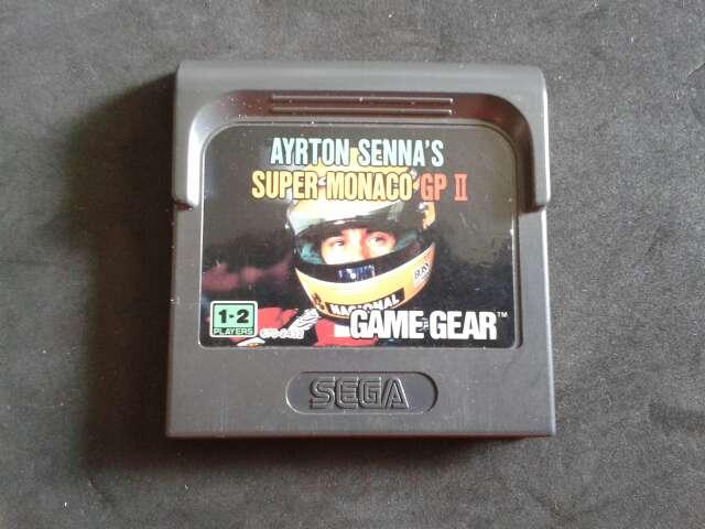 Imagen producto Ayrton Senna's Super Monaco GP II 1