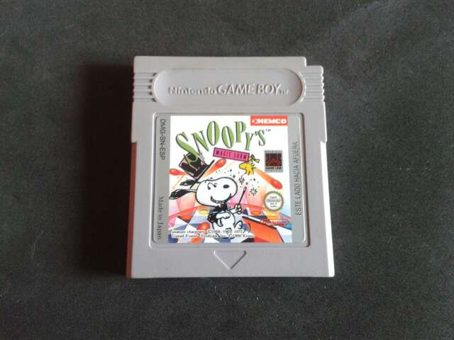 Imagen Snoopy's Magic Show