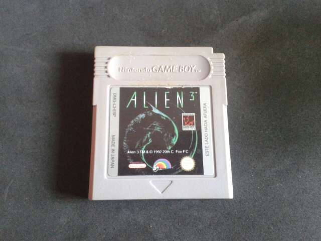 Imagen Alien 3 Game Boy