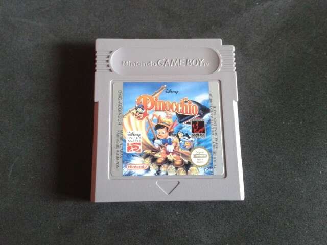Imagen producto Pinocchio Game Boy 1